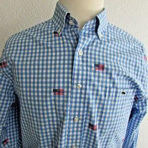 Vineyard Vines Classic Tucker Button Down Shirt